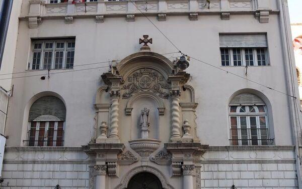 Colegio San Marón en Buenos Aires - Sputnik Mundo