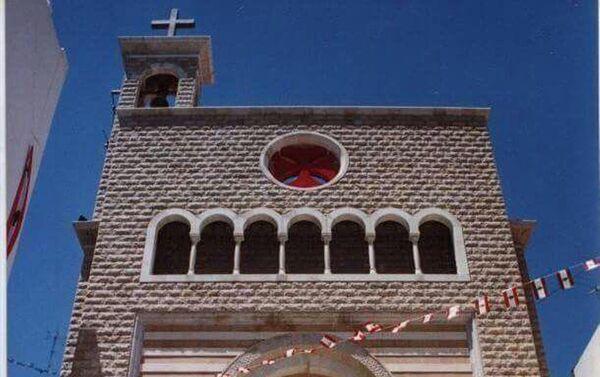 La Catedral San Marón - Sputnik Mundo