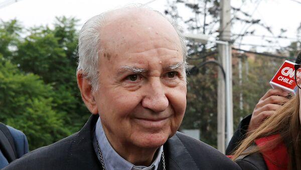 Francisco Javier Errázuriz, cardenal chileno - Sputnik Mundo