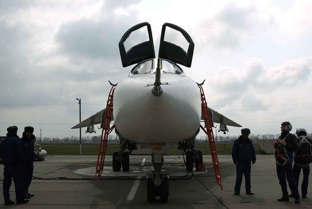 Fase clasificatoria de la competición aérea internacional Aviadarts