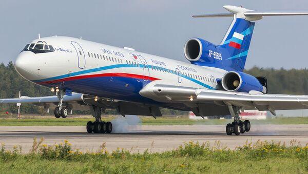 Tu-154M LK-1 - Sputnik Mundo