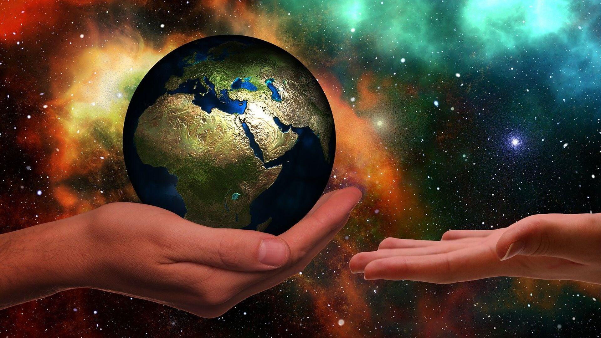 Cambio climático (imagen referencial) - Sputnik Mundo, 1920, 05.04.2021