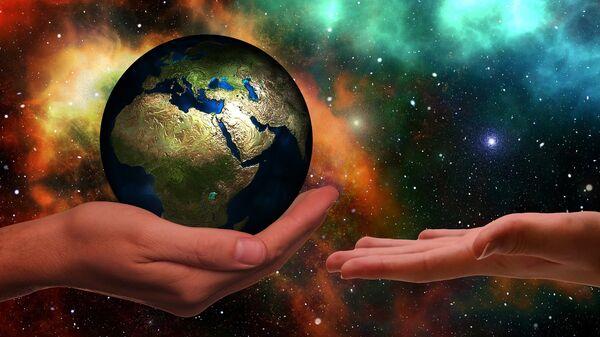 Cambio climático (imagen referencial) - Sputnik Mundo
