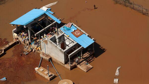 Las consecuencias del ciclón Idai en Mozambique - Sputnik Mundo