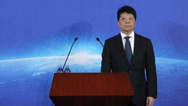 Guo Ping, presidente de Huawei - Sputnik Mundo
