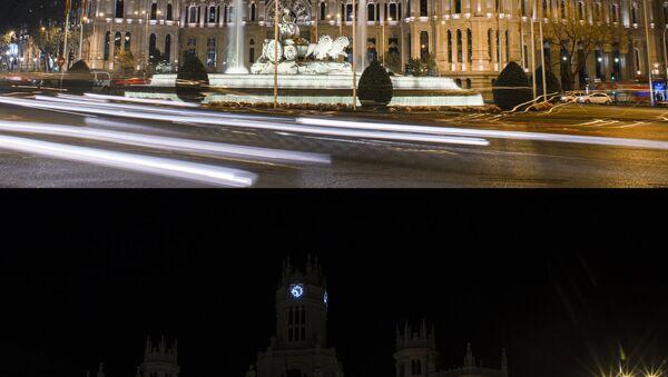 Hora del Planeta en Madrid - Sputnik Mundo