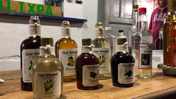 Yolixpa, licor artesanal mexicano - Sputnik Mundo