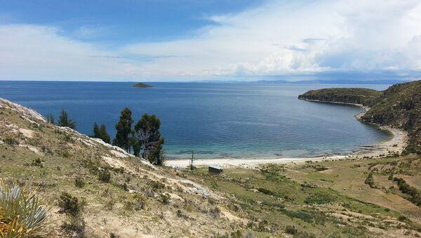 Isla del Sol, lago Titicaca, Bolivia - Sputnik Mundo