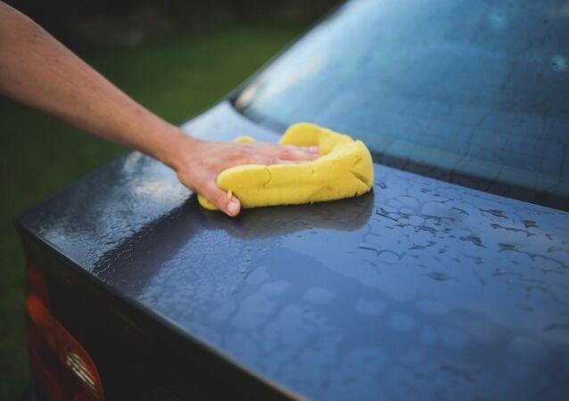 Lavado de autos (imagen referencial)