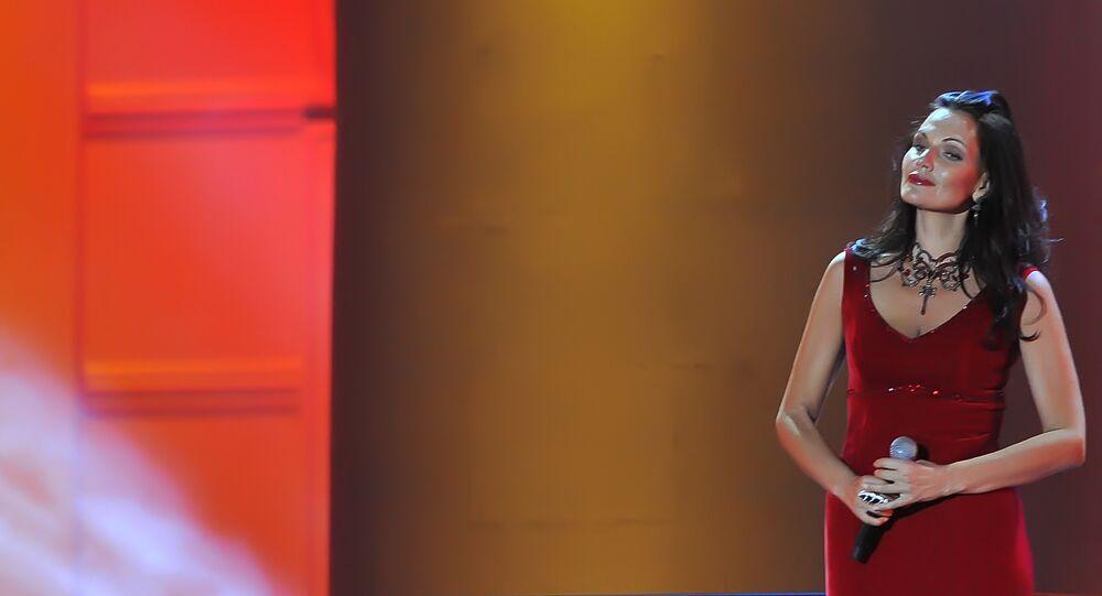 Svetlana Kasián, cantante de ópera rusa