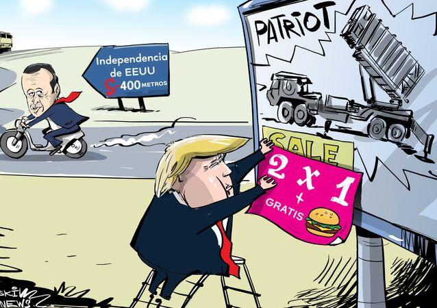 ¡Cómprate un Patriot y llévate un regalo!