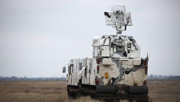 Tor-M2DT, sistema de misiles antiaéreos táctico - Sputnik Mundo