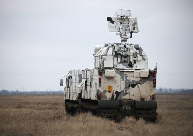 Tor-M2DT, sistema de misiles antiaéreos táctico