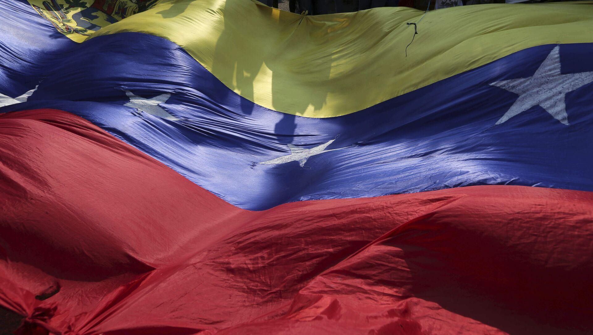 La bandera de Venezuela - Sputnik Mundo, 1920, 29.01.2021