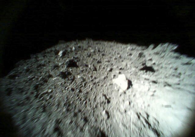 El asteroide Ryugu