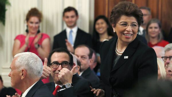 Jovita Carranza, foto de archivo - Sputnik Mundo