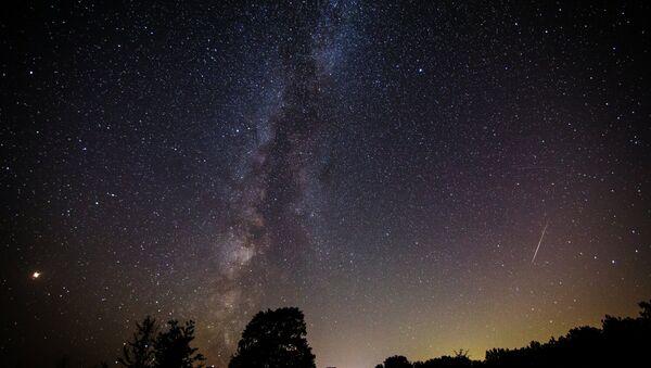 El cielo plagado de estrellas - Sputnik Mundo