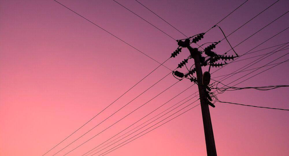 Líneas de electricidad (imagen referencial)