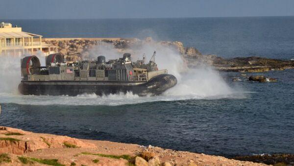 Militares de EEUU se retiran de Libia el 7 de abril de 2019 - Sputnik Mundo