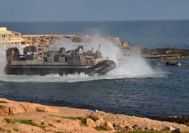 Militares de EEUU en Libia (archivo)
