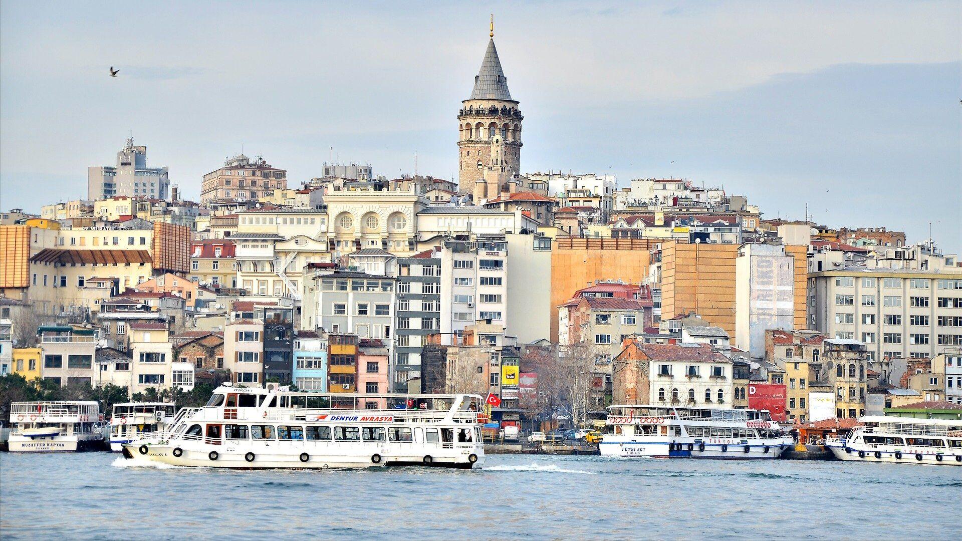 Estambul, Turquía - Sputnik Mundo, 1920, 29.05.2021