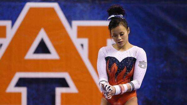 Samantha Cerio, gimnasta estadounidense - Sputnik Mundo