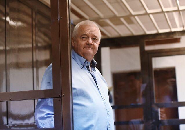 Frode Berg, noruego acusado de espionaje