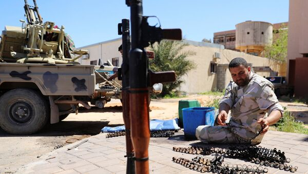 Situción en Libia - Sputnik Mundo