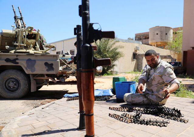 Situción en Libia