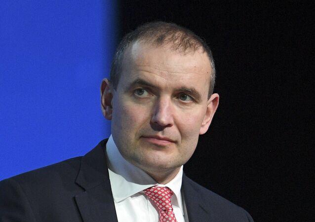 Gudni Jóhannesson, presidente de Islandia