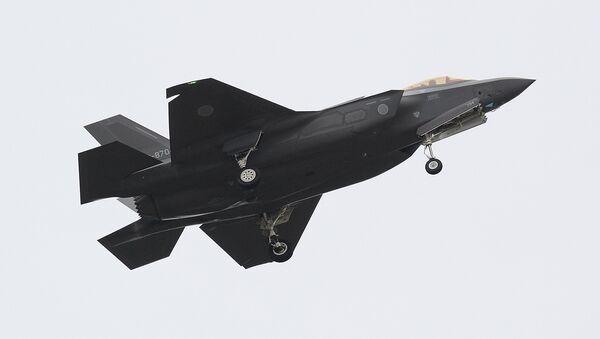 Un F-35A de las Fuerzas Aéreas de Japón - Sputnik Mundo