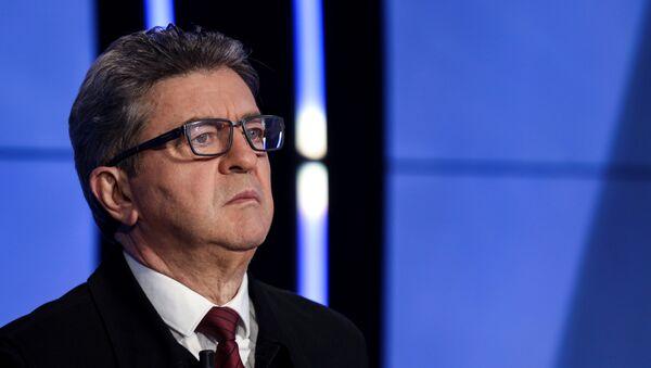Jean-Luc Mélenchon, el líder del partido La Francia Insumisa - Sputnik Mundo