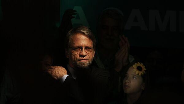 Antanas Mockus, líder de centro-izquierda colombiano - Sputnik Mundo