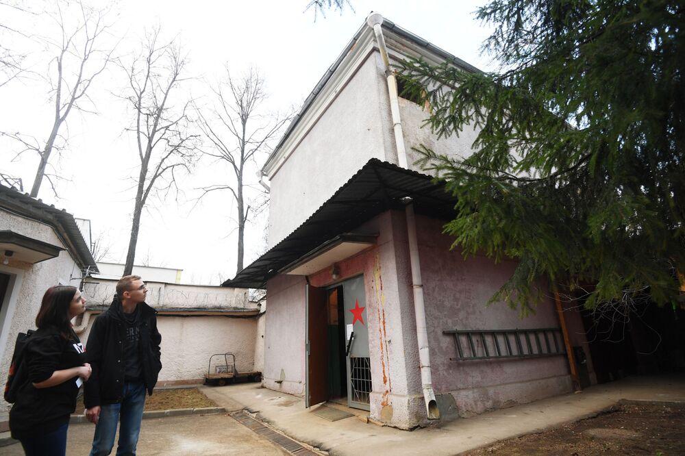 Alto secreto: un antiguo búnker escondido de la URSS abre sus puertas