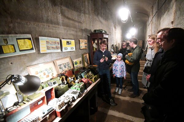 Alto secreto: un antiguo búnker escondido de la URSS abre sus puertas - Sputnik Mundo