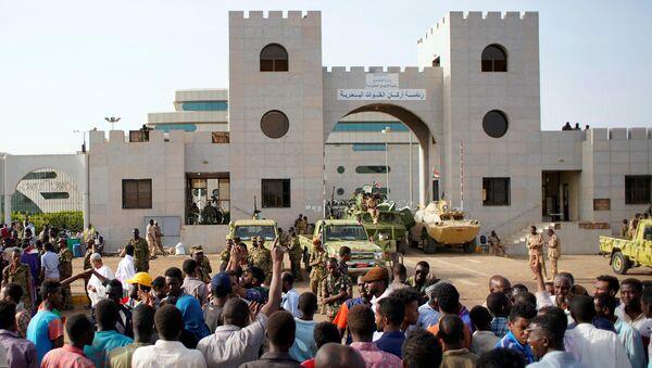 La situación en Sudán - Sputnik Mundo