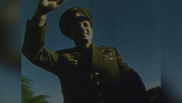 ¡Allá vamos! El histórico vuelo espacial de Yuri Gagarin cumple 58 años - Sputnik Mundo