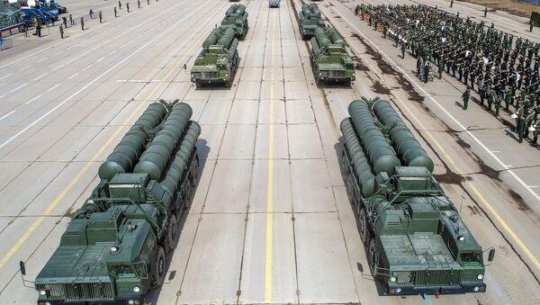 Los sistemas S-400 rusos - Sputnik Mundo