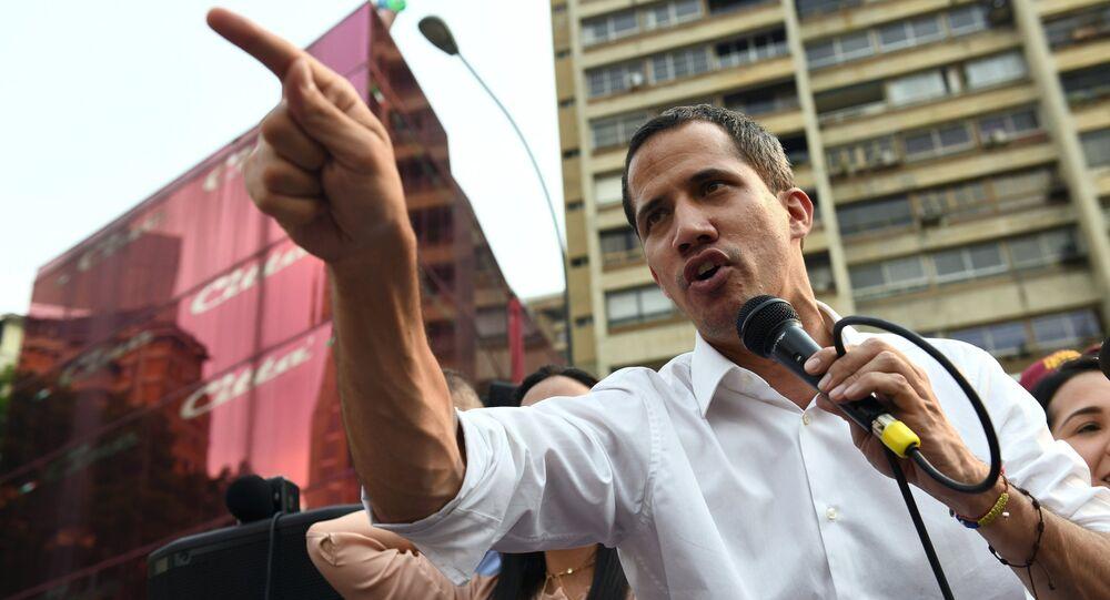 Juan Guaidó, lider opositor venezolano (archivo)