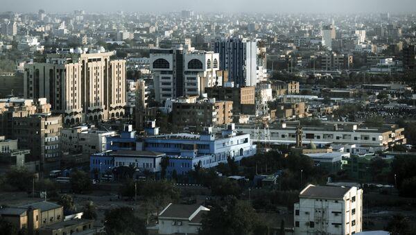 Jartum, la capital de Sudán - Sputnik Mundo