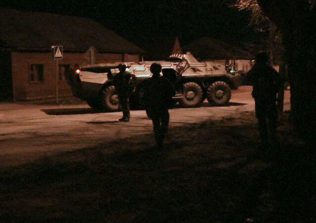 Las autoridades rusas eliminan a dos personas que planeaban un ataque terrorista