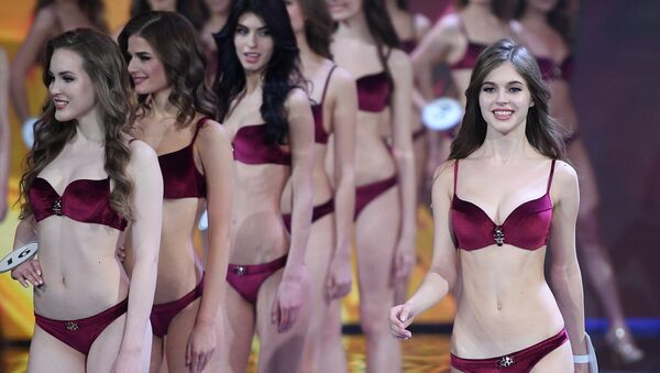 El concurso Miss Rusia 2019 - Sputnik Mundo