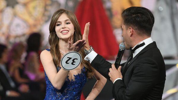 Alina Sankó, la Miss Rusia 2019 - Sputnik Mundo