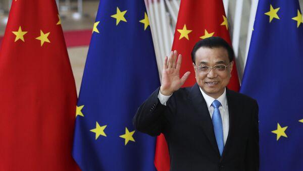 Li Keqiang, primer ministro chino - Sputnik Mundo