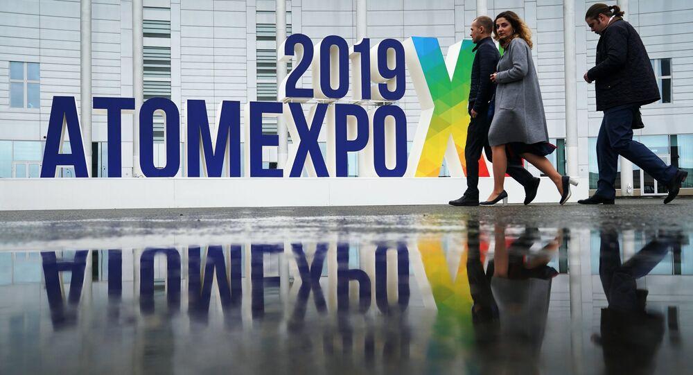 La XI edición del foro internacional Atomexpo 2019