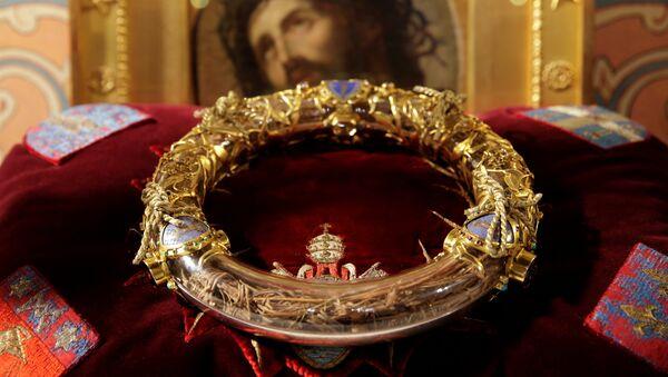 La Corona de Espinas de Jesús (archivo) - Sputnik Mundo