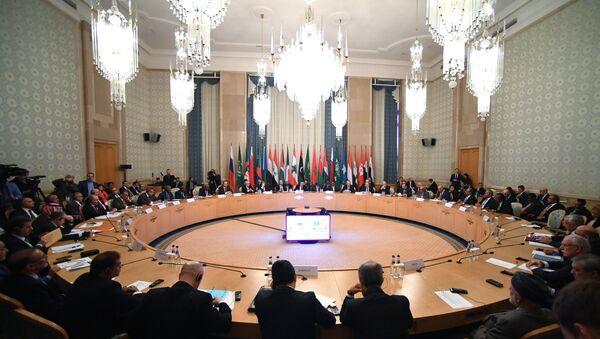 Foro de Cooperación Ruso-Árabe - Sputnik Mundo