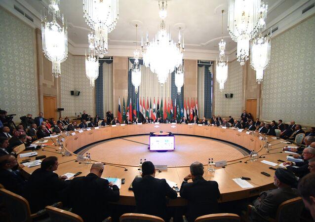 Foro de Cooperación Ruso-Árabe