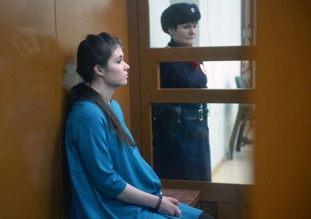 Alexandra Ivanova (anteriormente Varvara Karaúlova), que intentó incorporarse al grupo terrorista ISIS