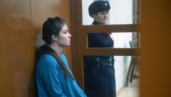 Alexandra Ivanova (anteriormente Varvara Karaúlova), que intentó incorporarse al grupo terrorista ISIS - Sputnik Mundo